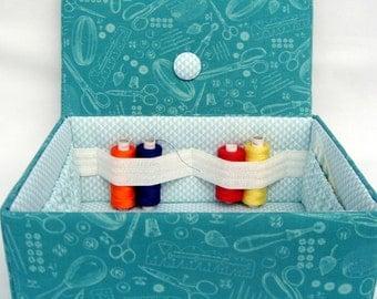 boxes storage keepsake gift, sewing box, jewelry box,  trinket box, memory box