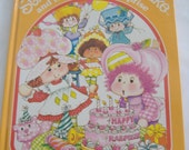 Strawberry Shortcake and the Birthday Surprise, Hardcover, 1983