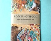 Notebook, Jotter, Mini Sketchbook | Whirlwind