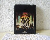 KISS, Love Gun 8 Track Tape, untested. 1970s