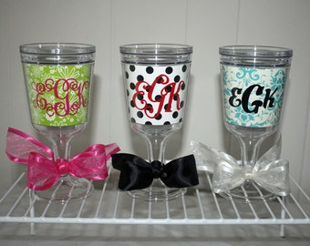Custom Acrylic Wine Glass for Any Occasion