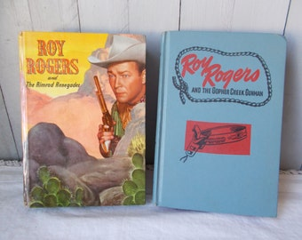 2 Roy Rogers Books