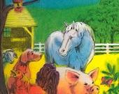 Children's Personalized Book My farm Advemture