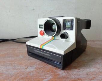 Vintage Polaroid Land Camera One Step