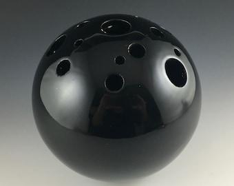 Michael Lax ceramic vase for Hyalyn