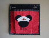 Add On Fish Extender For Your Disney Cruise - 1 Pocket - Add Pockets To Make Any Size FE