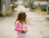 Balance - Lightroom Presets - Film-like Presets, Rich Color