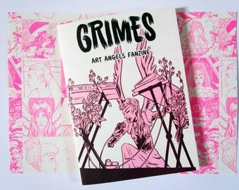 Grimes Fanzine