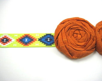 Maternity sash - colorful sash - tribal maternity - boho maternity - bridal sash - belts and sashes