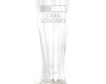 Pilsner Glass - 19oz - 9538 Carb Loading