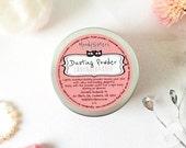 Fragrant Rose Perfume Dusting Powder -- Lavender Rose Fragrance Powder Perfume for women - Fragrant Dusting Powder