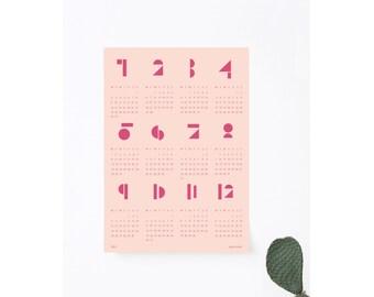 SNUG.TOYBLOCKS calendar 2017