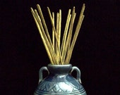 Incense Sticks - SANDALWOOD and CHAMPA FLOWERS, top drawer incense, incense magic, Wiccan, witchcraft