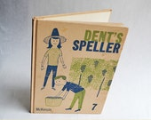 Blank Notebook - Dent's Speller - 150 Pages