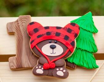 Lumberjack Cookie Set