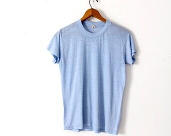 1970s Roach t-shirt, vintage thin blue tee