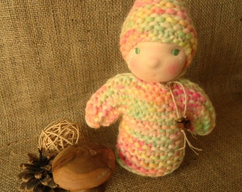 A Waldorf Inspired Knitty Gnome Toy (4)