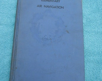 Elementary Air Navigation