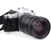 Nikon FG  35mm Film Camera With The SIGMA 28-70mm 1:2.8/ Fully Working! / Near Mint Condition!