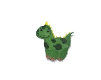 Dinosaur iron on patch
