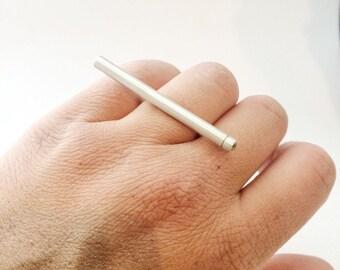 Minimal Bar Ring