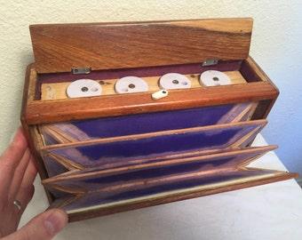 Vintage Indian Shruti Drone Box Sitar Benjo Bulbul Tarang Taisho Koto