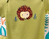 Special order for Sue!!  Organic Cotton Hedgehog