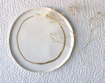 Assiette DORé