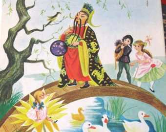 1965 Hans Christian Andersen's Fairy Tales Adapted by Eve Morel