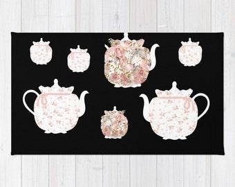Rug, Tea Cozies