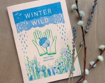 Winter Wild - Plant Zine Comic