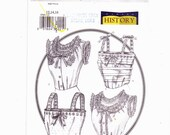 Butterick 3765 Four Historical Camisoles Victorian Loose Fitting Undergarments Size 12,14,16 Bust 34, 36, 38 Uncut