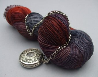 British Born and Bred 4 ply Sock Yarn. In the Bleak Midwinter