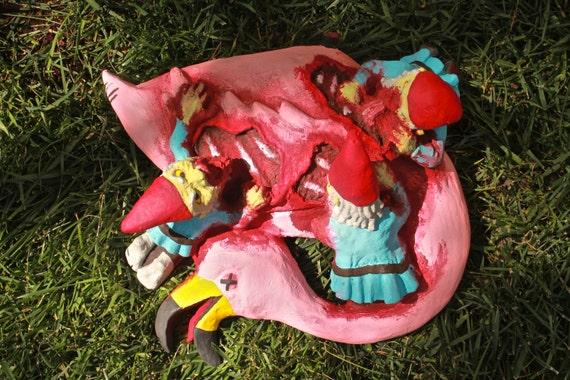 Zombie Gnomes: Bye Bye Birdie