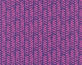 Honeymoon Palm in Purple, Sarah Watts, Cotton+Steel, RJR Fabrics, 100% Cotton Fabric, 2021-2