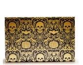 Basic Halloween Magnetic Makeup Palette Goth Eyeshadow Empty Organizer Storage - Verbis Diablo