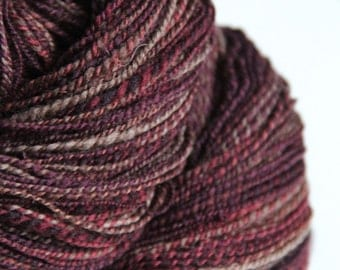 Handspun Yarn: Velvet Waistcoat