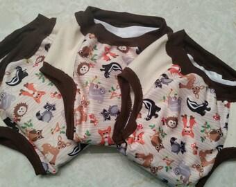 3 Pack Cloth Pull-Ups/ Night Underwear/ Training Pants