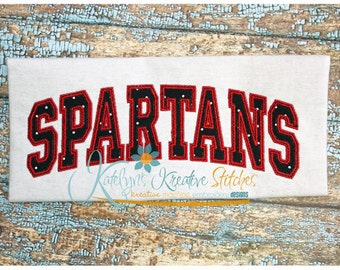 Spartans Arched