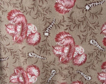 Treasures of the York County Heritage Trust for P&B Textiles - Tan - PB07416