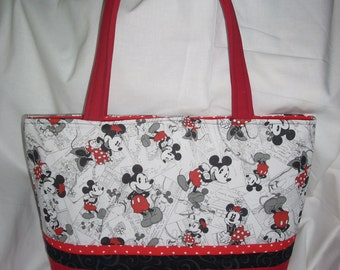 Mickey Mouse Purse/Tote