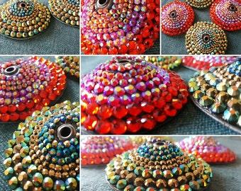 Nipple tassels ultra sparkley any colour