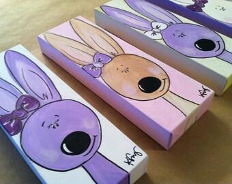Bunnies Bunnies and more Bunnies