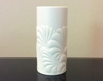 Rosenthal Studio Line White Vase - Rosamunde Nairac