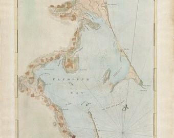 Plymouth Bay – 1777