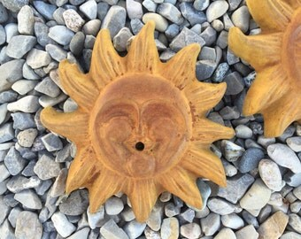 Custom order for Brooke - 2 Happy Sun Face Large