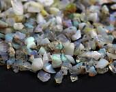 Opal Rough Ethiopian Welo Opal Small Rough White Cream Honey Rainbow Fire Precious Gemstone October Birthstone