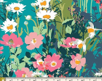 Lavish - Mother's Garden Rich by Katarina Roccella from Art Gallery Fabrics