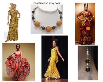 African Butterscotch Amber Necklace