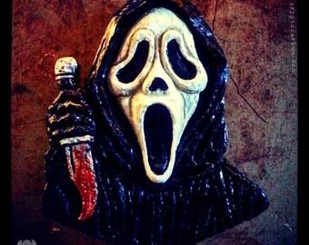 Ghostface Magnet (Scream)